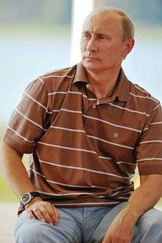 Putin ♥ - an ordinary man who eats cabbage.