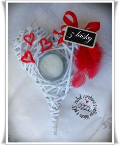 svícen srdce bílé s cedulkou (1)
