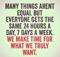 What do you want most in life?  Stop compromising and stop making excuses. Go for it. Today is another 24 hours given so you can reach and achieve it.  Don't waste every single minute of today