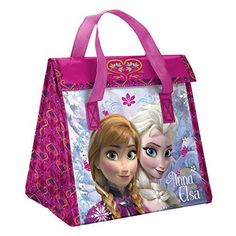 Designs Insulated Lunch Bag with Elsa & Anna from Frozen, BPA-free. Keep foods fresh longer. Folds for easy storage. By Zak Designs. Disney S, Disney Frozen, Disney Lunch Box, Frozen Merchandise, Back To School Deals, Coupon Queen, Insulated Lunch Box, Thing 1, Lunch Tote