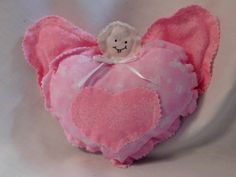 A cute tooth fairy pillow. Has a small pocket in the front to hold the tooth. Measures 7 inches wide and inches tall. Tooth Fairy Box, Tooth Fairy Pillow, Cute Tooth, Tooth Chart, Shopkins, Boy Or Girl, Teeth, Pillows, Handmade Gifts
