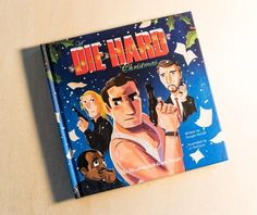 Die Hard Christmas Storybook for Adults