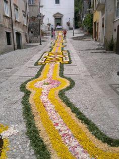 Corpus Domini, Via Congregazione della Sanità, San Lorenzello (BN) Italy