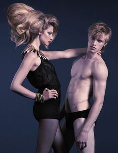 Boy Toy by Michelle Pargee   See more #hair images on www.salonmagazine.ca