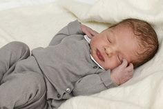kungahuset.se:  June 16, 2015-The Royal Court released a photo of the baby boy of Princess Madeleine and Chris O'Neill; their son was born weighing 6lbs 7oz on June 15, 2015, with dad Chris present during the birth and cutting the umbilical cord.  Wednesday June 17, the baby's godfather King Carl Gustaf will reveal his name and title during a cabinet meeting.