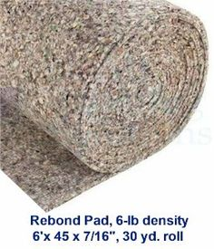 You must select the right carpet pad if you want your new carpet to last. Learn what you need to know about choosing the best carpet padding for your home!