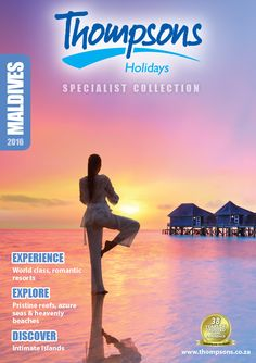 Welcome to Thompsons Maldives Brochure Romantic Resorts, Brochures, Maldives, Island, Holidays, Explore, Beach, Travel, Collection