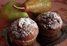 hruskove muffiny