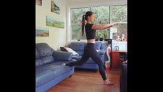 Отличная домашняя тренировка для похудения
