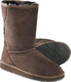 Cabela's: Cabela's Women's Heidi Water-Repellent Shearling Mid Boots