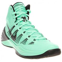 finest selection 2d09b c8a56 Nike Hyperdunk 2013 Mens Basketball Shoes 599537-302 Green Glow 11.5 M US Nike  Basketball
