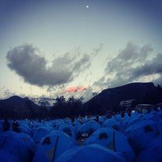Campamento #elcruce #elcrucecolumbia #pin