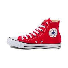 498c65a2714d6 Converse Chuck Taylor All Star Hi Sneaker - red - 398566 Kleidung