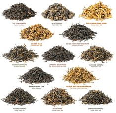 13 Types of Tea Most Popular in the World ( Discover The 10 Famous Chinese Tea -> http://nataliarocon.com/discover-the-10-famous-chinese-tea/ )