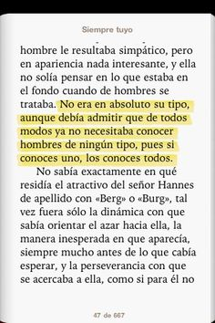 Hombres... ;)