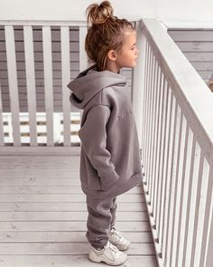 Tracksuit with hoodie for girls, Tracksuit with hoodie for boys, sport costume Cute Little Girls Outfits, Toddler Girl Outfits, Stylish Toddler Girl, Cute Little Boys, Toddler Girls, Kids Boys, Baby Girl Fashion, Toddler Fashion, Little Kid Fashion