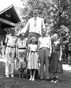 El hombre más alto del mundo.
