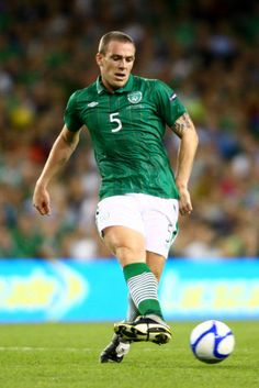 Richard Dunne, Republic Of Ireland