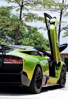 #Lamborghini #Murcielago #SuperCar