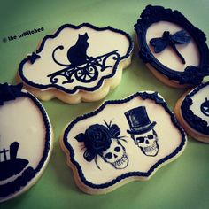 Retro Halloween | Cookie Connection