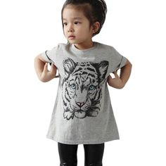 Little Hand Little Girls' Short Sleeve Tiger Face Printed T-shirt Tees Tops 5-6Y Little Hand http://www.amazon.com/dp/B00JL49S0E/ref=cm_sw_r_pi_dp_Gs.Vub0MS891Y