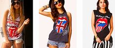 Wear It Out: Rock Rolling Stones' Style to a T. ‹ Hollywood Style Scene
