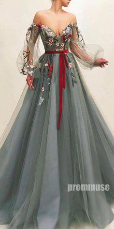 Cute Prom Dresses, Ball Dresses, Pretty Dresses, Beautiful Dresses, Ball Gowns, Evening Dresses, Formal Dresses, Dresses Dresses, Prom Dresses Long Sleeve