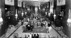 """The """"Lady in Green"""" is said to walk the Hall of Mirrors and Mezzanine level of the Hilton Cincinnati Netherland Plaza. Several construction ..."""