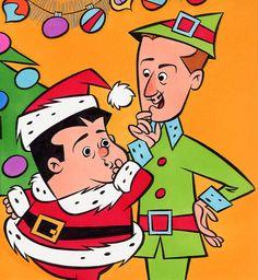 Abbott and Costello christmas