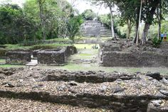 Lamanai - Belize Maya ruins - north of Belize