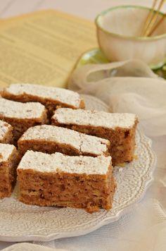 Bögrés, fűszeres, almás-diós kavart sütemény – Rupáner-konyha
