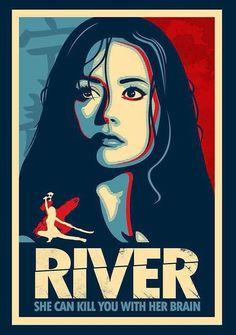 Firefly. River