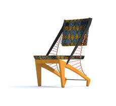 Adonai chair by Albert Kwessi
