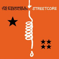 Joe Strummer And The Mescaleros - Streetcore.  Further proof that Joe Strummer was a God, Streetcore is Clash-y, punk-y, rock-y perfection from beginning to end.  The opener, Coma Girl, sets the standard and the rest of the album keeps pace nicely.  Joe even does a great cover of Bob Marley's Redemption Song.  Bob and Joe are tokin' it up and jammin' with the angels now.