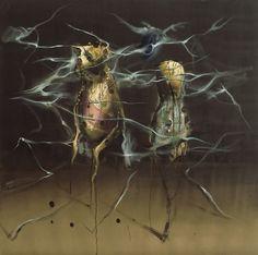 Håkon Gullvåg - Art Hakone, Edvard Munch, Trondheim, Surrealism, Inspiration, Image, Art, Kunst, Pictures