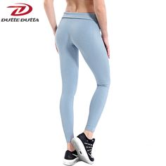 Women Yoga Pants High Elastic Fitness Sport Leggings Tights Slim Running Sportswear Sports Pants Quick Drying Training Trousers -in Yoga Pants from Sports & Entertainment on Aliexpress.com | Alibaba Group