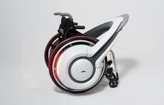 WHILL - concept wheelchair