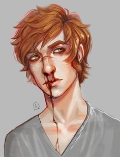 Nosebleed by Ajgiel on @DeviantArt