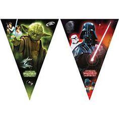 Star Wars Classic Darth Vader Pennant Bunting