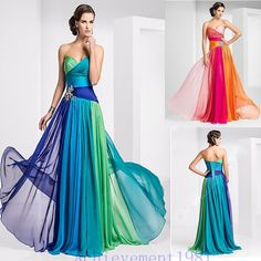 long summer prom dresses