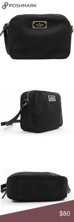 Kate Spade Blake Avenue Nylon Crossbody Basically Brand New! Used 3 times max!! kate spade Bags Crossbody Bags