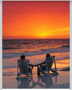 Adirondack chairs on beach sunset Beach California Move Adirondack Chairs To The Edge Of The Ocean And Enjoy Time With The Sunset Without Pinterest 60 Best The Adirondack Chair Images Gardens Backyard Landscape