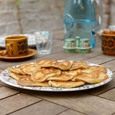 Smitten Kitchen's pancakes marry peaches and butter in caramelised glory