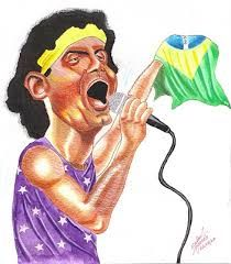 caricaturas brasileiras - Pesquisa Google-cazuza