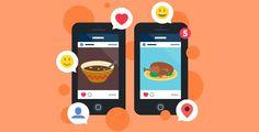 """Il """"Food"""" sta spopolando su Instagram. In questo articolo vengono offerti alcuni consigli su come gestire al meglio le foto enogastronomiche di una struttura alberghiera."""
