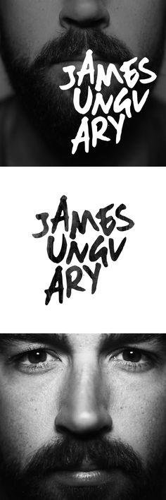 Branding Concept for Beard Aficionado James Ungvary