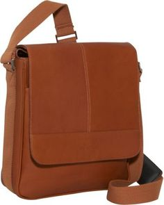 Kenneth Cole Reaction Bag for Good - Colombian Leather iPad/Tablet  Day Bag - eBags Exclusive Tan - via eBags.com!