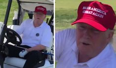 "THIS IS THE IGNORANT, FAT PIG WHO CRITICIZED OBAMA FOR PLAYING GOLF 1/100TH AS OFTEN AS HE HIMSELF DOES.  HYPOCRITE.  President Trump on Saturday attacked San Juan, Puerto Rico mayor Carmen Yulin Cruz in a series of early-morning tweets, accusing her of being ""nasty"" to him and attacking her ""poor leadership ability"" a day after Cruz begged his administration for more help ""to save us from dying."" ""The mayor of San Juan, who was very …"