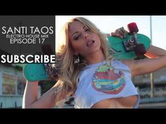Best Electro House Mix 2013 by Santi Taos EP 17 | New Best House & Ele...