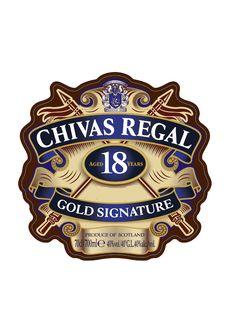 Chivas Regal Gold Signature Logo Pictures